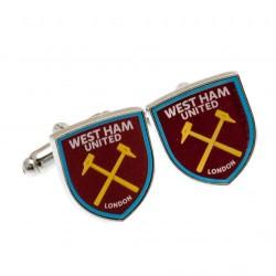 Manžetové knoflíčky West Ham United FC (typ 17)