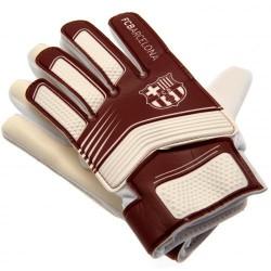 Brankářské rukavice Barcelona FC dětské (typ HN) (7-9 let)