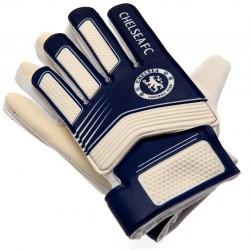 Brankářské rukavice Chelsea FC junior (typ 17) (10-12 let)