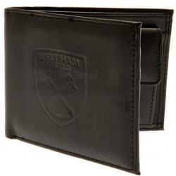 Kožená peněženka West Ham United FC (typ 17)