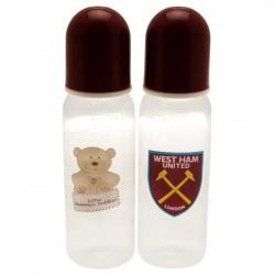 Dětská lahvička West Ham United FC sada 2 ks (typ 18)