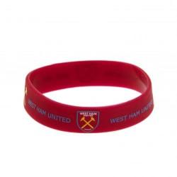 Náramek silikonový West Ham United FC (typ 18)