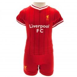 Kojenecké tričko a šortky Liverpool FC (typ PS) velikost 9-12 měsíců