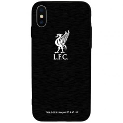 Kryt na iPhone X Liverpool FC exkluziv černý