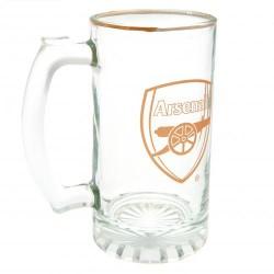 Pivní sklenice s uchem Arsenal FC (typ 18)