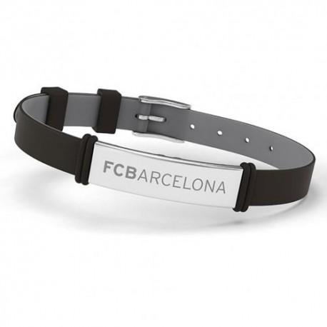 Náramek barevný Barcelona FC (typ 18)