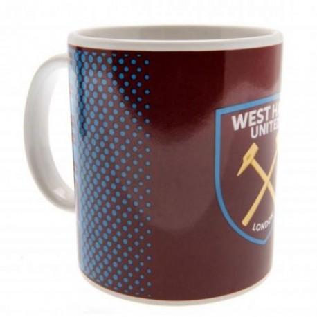 Hrnek West Ham United FC (typ FD)