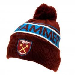 Zimní čepice West Ham United FC s bambulí (typ TX19)