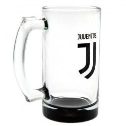 Pivní sklenice s uchem Juventus Turín FC (typ 19)