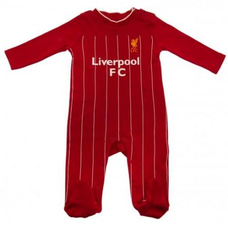 Kojenecké pyžamo Liverpool FC (typ PS) velikost 12-18 měsíců