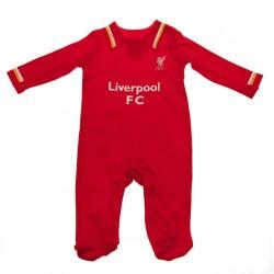 Kojenecké pyžamo Liverpool FC (typ RW) velikost 12-18 měsíců