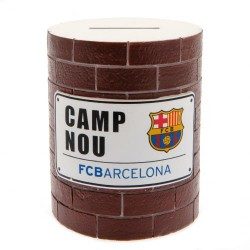 Pokladnička plechovka Barcelona FC