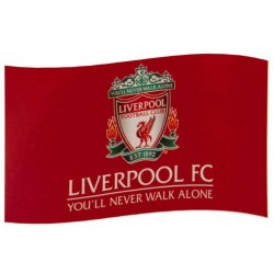 Vlajka Liverpool FC (typ YNWA)