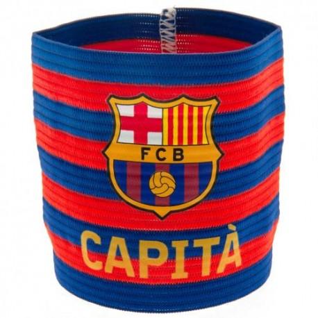 Kapitánská páska Barcelona FC (typ ST)