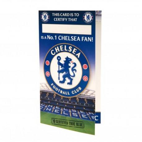 Blahopřání k narozeninám No1 Chelsea FC (typ 15)