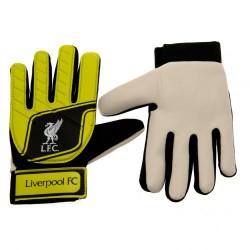 Brankářské rukavice Liverpool FC dětské (typ FL) (7-9 let)