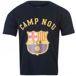 Dětské tričko Barcelona FC tmavě modré (typ 41) velikost 12-13 let