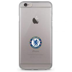 Kryt průhledný na iPhone 6 Chelsea FC
