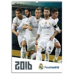Velký kalendář 2016 Real Madrid FC