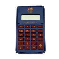 Kapesní kalkulačka Barcelona FC