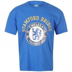 Dětské tričko Chelsea FC světle modré (typ 44) velikost 12-13 let