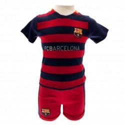 Kojenecké tričko a šortky Barcelona FC (typ HP) velikost 12-18 měsíců