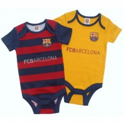 Kojenecké body Barcelona FC (2 ks) (typ HP) velikost 3-6 měsíců