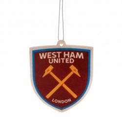 Osvěžovač vzduchu West Ham United FC (typ 16)