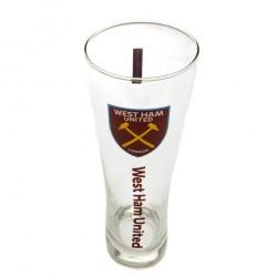 Pivní sklenice vysoká West Ham United FC (typ WM)